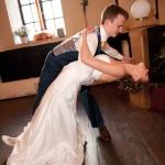 Ben and Petra's wedding dance