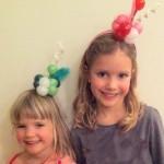 balloon fascintators