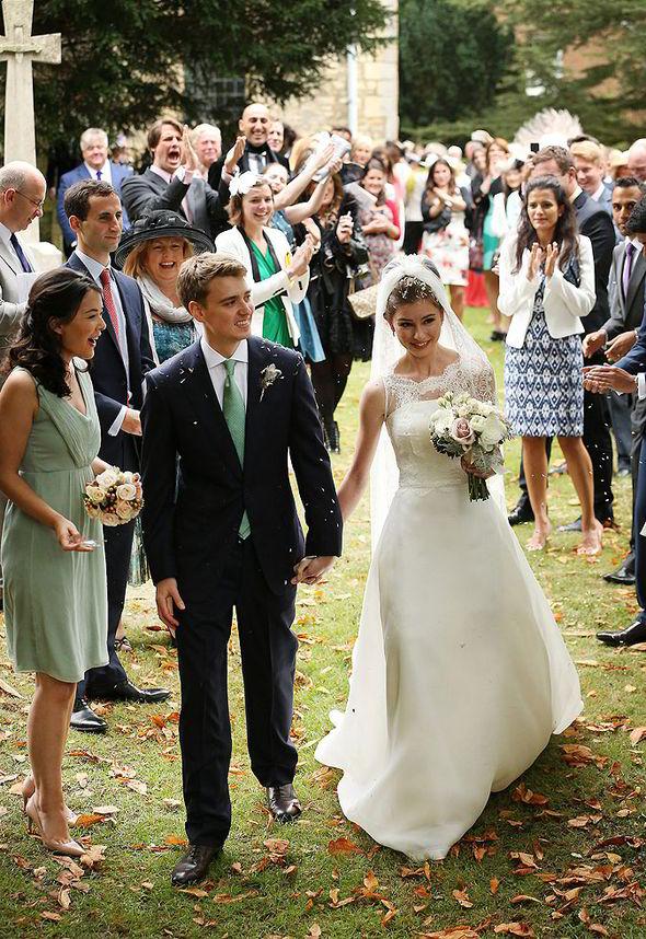 eaun blair wedding