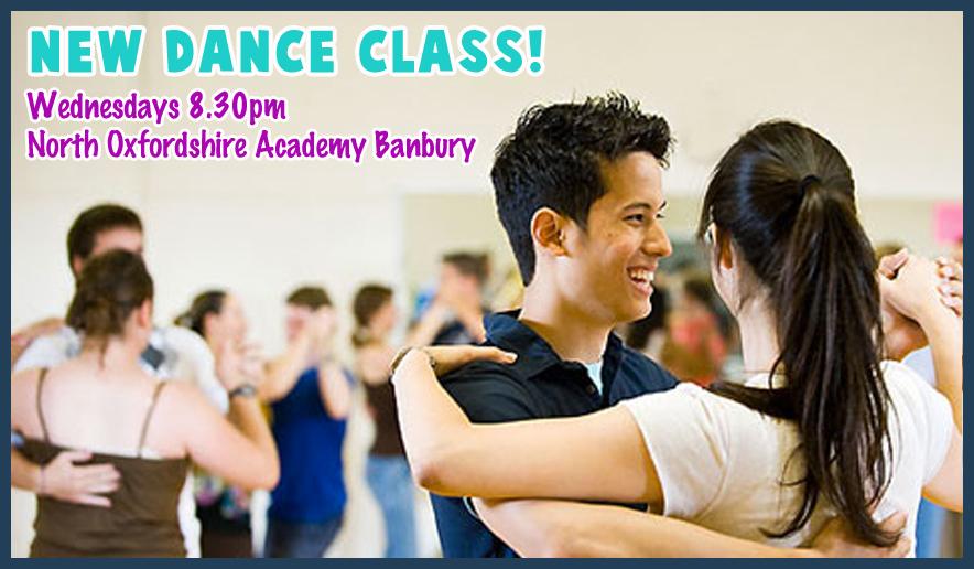 ballroom dance class Banbury